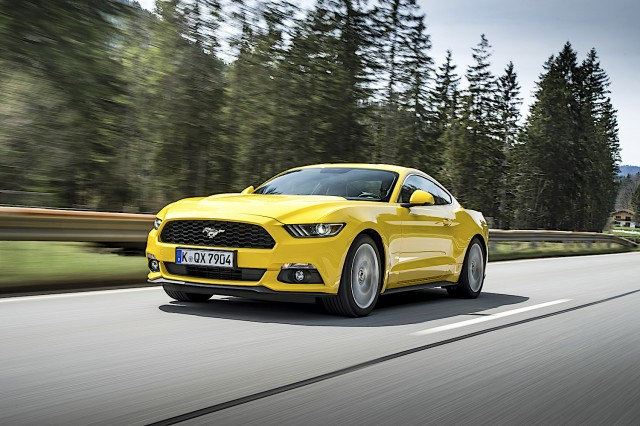 Driven: Ford Mustang EcoBoost. Image by Ford.