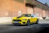 2021 Ford Mustang Mach 1 Goodwood UK track test. Image by Ford.