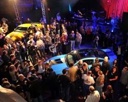 2011 LA Auto Show. Image by Ford.