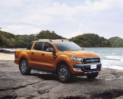 2015 Ford Ranger. Image by Ford.