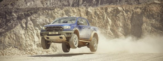 Driven: Ford Ranger Raptor. Image by Ford.