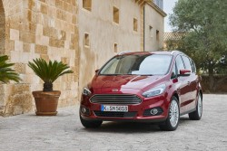 2015 Ford S-Max. Image by Ford.