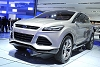2011 Ford Vertrek concept.