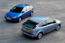 2004 Ford Focus. Image by Ford.