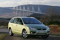 2005 Ford Focus. Image by Ford.