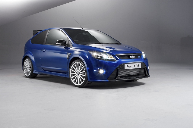 Ford prices the new Focus RS. Image by Ford.