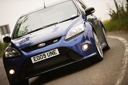 2009 Ford Focus RS. Image by Jonathan Bushell.
