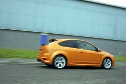 2008 Ford Focus ST. Image by Kyle Fortune.