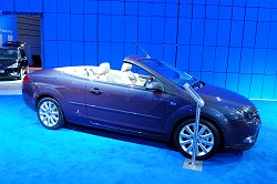 2006 Ford Focus Coupe-Cabriolet. Image by Phil Ahern.
