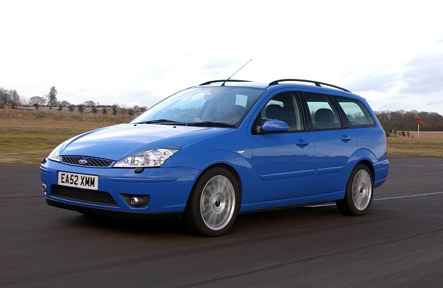 Ford Focus St170 Estate Review Birth Of The Fast Focus Legacy