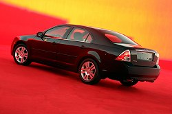 2005 Ford Fusion. Image by Ford.
