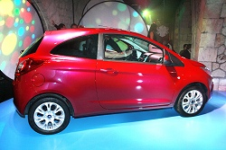 2009 Ford Ka. Image by United Pictures.