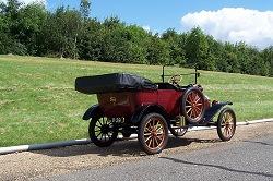 Ford Model T. Image by John Lambert.