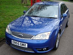 2005 Ford Mondeo ST TDCi. Image by James Jenkins.
