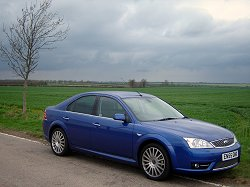 Outgoing Ford Mondeo STill good. Image by James Jenkins.