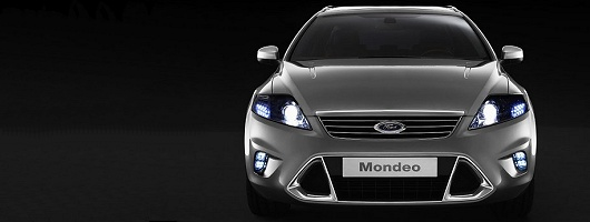 Le mondeo premiere. Image by Ford.