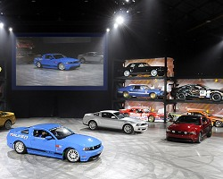 2008 LA Auto Show. Image by Ford.