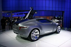 2006 Ford Reflex concept. Image by Shane O' Donoghue.