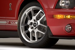2005 Ford Shelby Cobra GT500. Image by Ford.