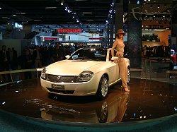 2003 Lancia Fulvia show car. Image by Adam Jefferson.