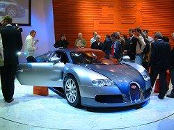 2004 Bugatti Veyron. Image by Adam Jefferson.