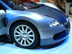 2004 Bugatti Veyron. Image by Adam Jefferson.