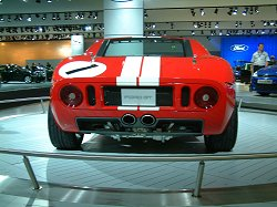 2004 Ford GT. Image by Adam Jefferson.