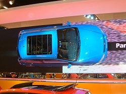 Frankfurt Motor Show 2003. Image by Shane O' Donoghue.