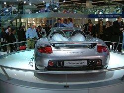 2004 Porsche Carrera GT. Image by Shane O' Donoghue.
