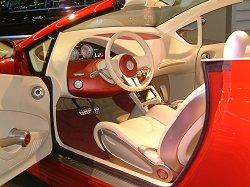 2003 Kia KCV-III concept car. Image by Shane O' Donoghue.