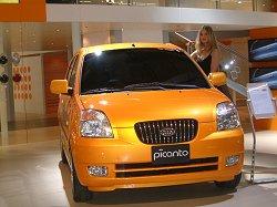 2004 Kia Picanto. Image by Shane O' Donoghue.