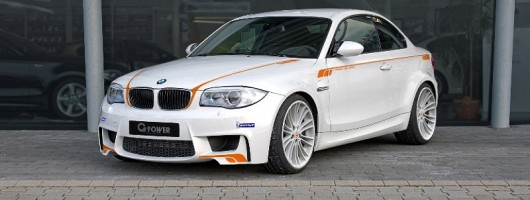 G-Power tunes 1M Coupé to 435hp. Image by G-Power.