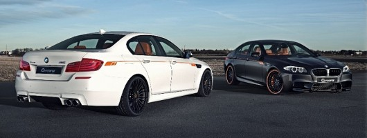 BMW M5 to the Power of G. Image by G-Power.