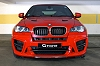 G-Power modifies BMW X6 M. Image by G-Power.