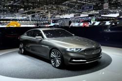 2014 Geneva Motor Show. Image by Newspress.