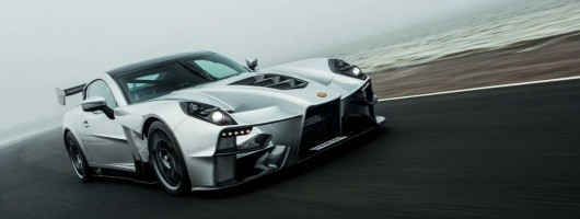 Ginetta unveils 600hp+ supercar. Image by Ginetta.
