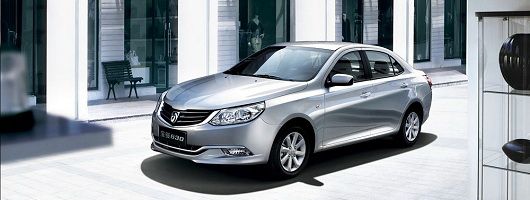 GM Baojun 630 makes debut. Image by General Motors.