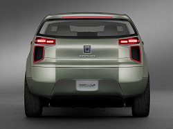 2005 GM Sequel concept. Image by General Motors.