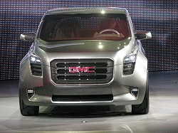 2010 GMC Granite concept. Image by Mark Nichol.