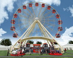 2011 Goodwood Festival of Speed. Image by Honda.