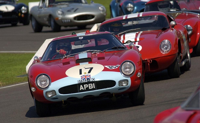 Goodwood Revival is go. Image by Goodwood.