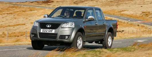 Great Wall coming to the UK. Image by Great Wall.