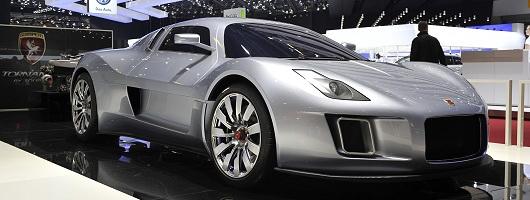 Geneva Motor Show 2011: Gumpert Tornante. Image by Nick Maher.