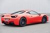 2010 Ferrari 458 Italia by Hamann. Image by Hamann.