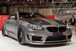 2014 Hamann at Geneva. Image by Newspress.