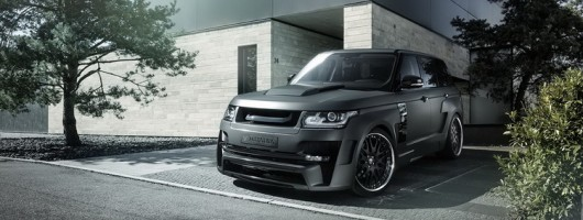 Range Rover Sport gets Hamann'd. Image by Hamann.