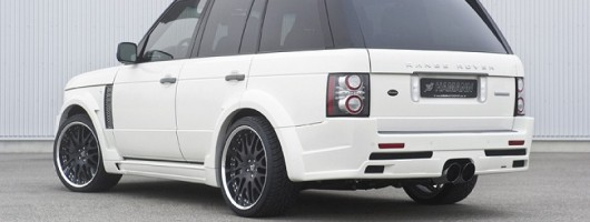 Hamann pumps up Range Rover. Image by Hamann.