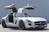 Hamann modified Mercedes-Benz SLS AMG. Image by Hamann.