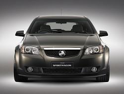 2008 Holden VE Sportwagon. Image by Holden.
