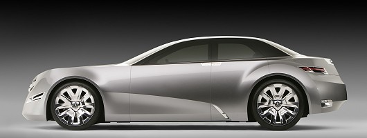2006 Acura Advanced Sedan concept. Image by Acura.